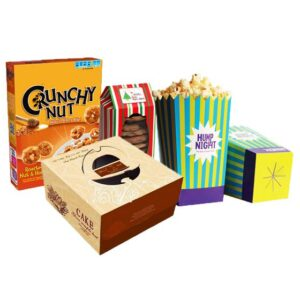 Custom Food and Beverage Boxes